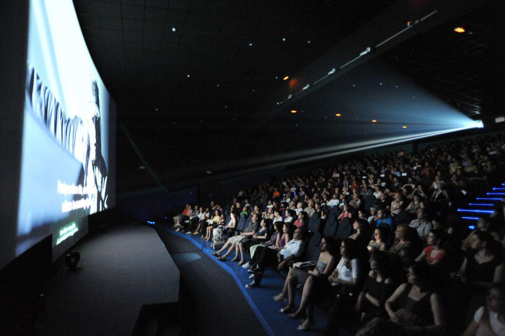 Bioskop Arena Cineplex 3