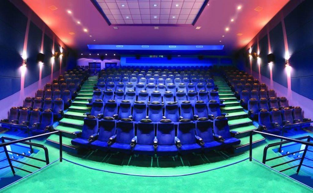 Bioskop Roda Cineplex 4